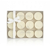 Lime and Bay Tealights - Set of 12