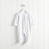 Lottie Bow Footed Sleepsuit