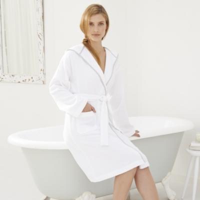 Lightweight Cotton Robe