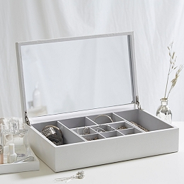 Ultimate Leather Jewelry Box