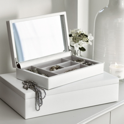 Leather Ultimate Jewellery Box