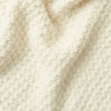 Long Wool Mix Scarf
