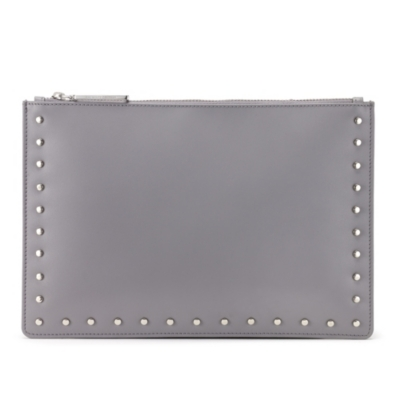 Large Studded Pouch