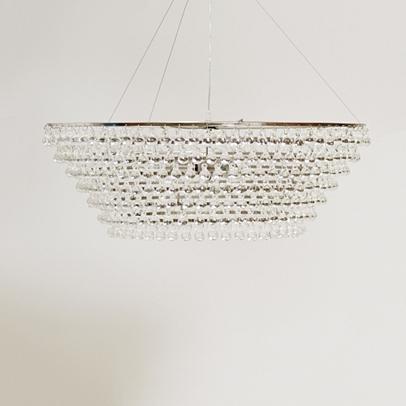 Glass Orb Chandelier Large Ceiling Light Ceiling Lights
