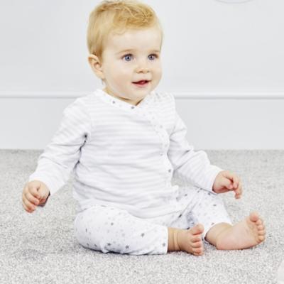 Star Print Jersey Legging