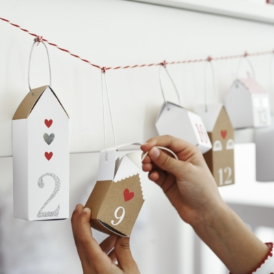 Little House Advent Calendar