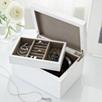 Lacquer Small Jewelry Box