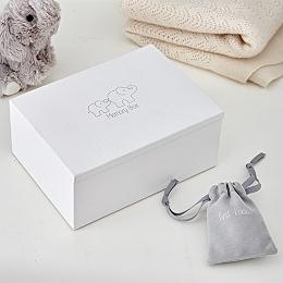 Leather Kimbo Keepsake Box