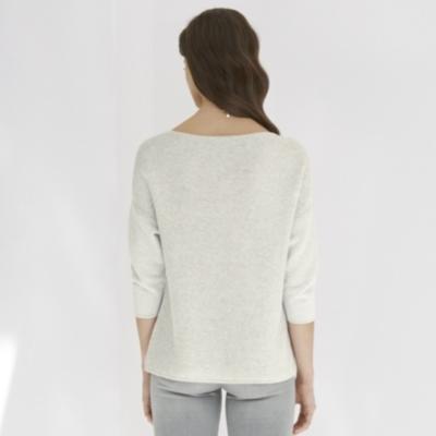 Textured Rib Sweater