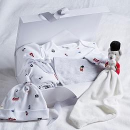 Little London Bear Baby Gift Set