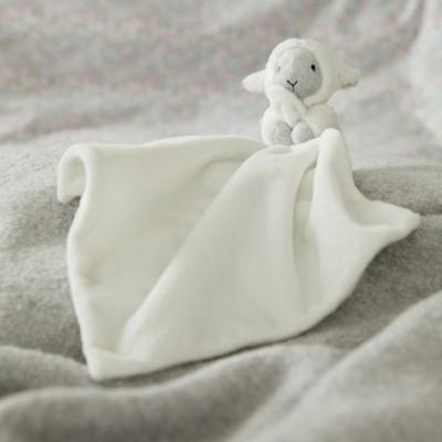 Little Lamb Comforter - The White Company