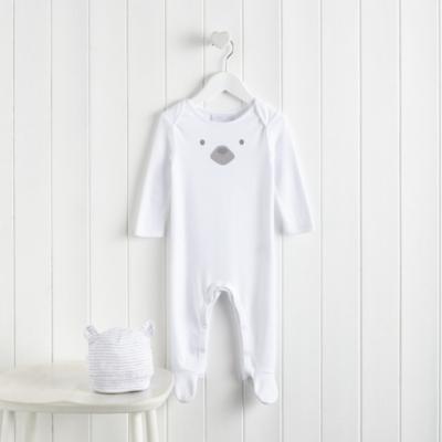 Lemur Sleepsuit & Hat Gift Set
