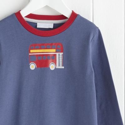 London Bus T-Shirt (1-6yrs)