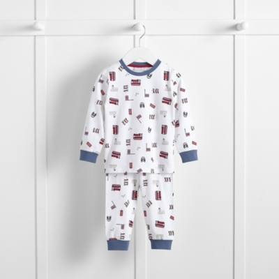 London Pyjamas (1-6 yrs) - Multi