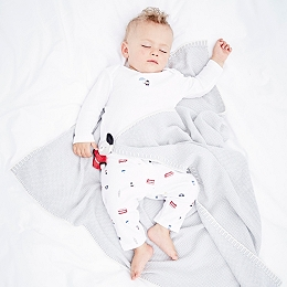 London Bear Pajama Set