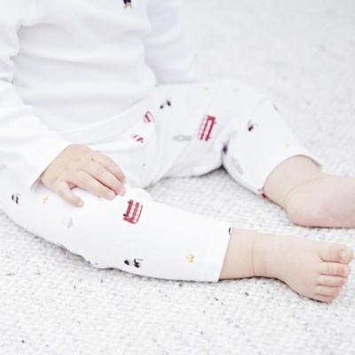 London Bear Pajama Set