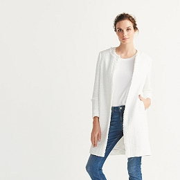 Longline Linton Tweed Jacket