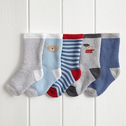 London Socks - Pack of 5