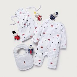 London Baby Gift Set