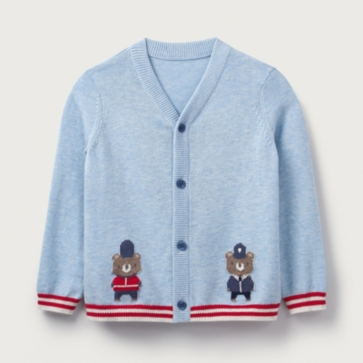 London Patrol Cardigan