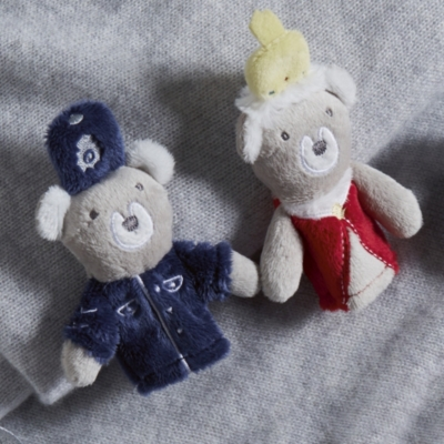 London Finger Puppets - Set of 4