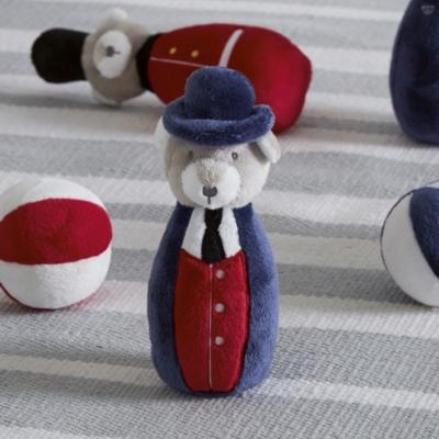 London Skittles Toy - Set of 4
