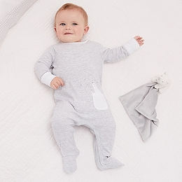 Lumi Pocket Sleepsuit