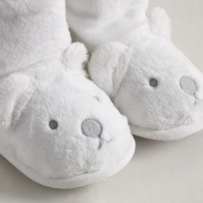 Lumi Polar Bear Baby Bootie