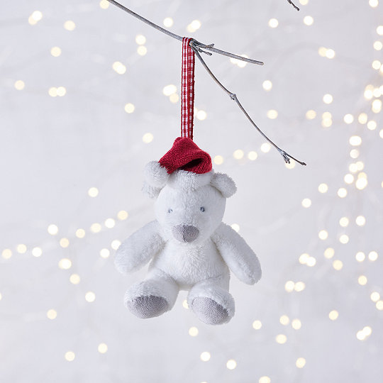 lumi polar bear christmas decoration - Polar Bear Christmas Decorations