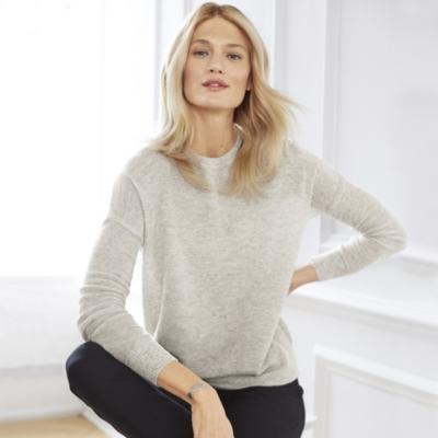 Lightweight Sparkle Sweater