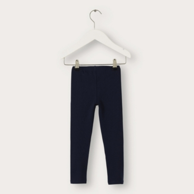 Girls' Leggings - Navy