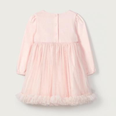 long sleeve tutu dress  children's  baby sale  the