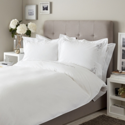 Lucille Oxford Duvet Cover