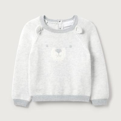 Lumi Bear Sweater