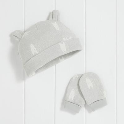 Lumi Hat & Mitts Set