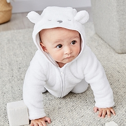 Lumi Novelty Fleece Romper