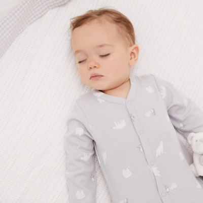 Lumi Print Sleepsuit