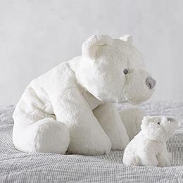 Lumi Polar Bear Large Toy