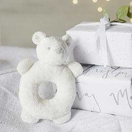 Lumi Polar Bear Rattle