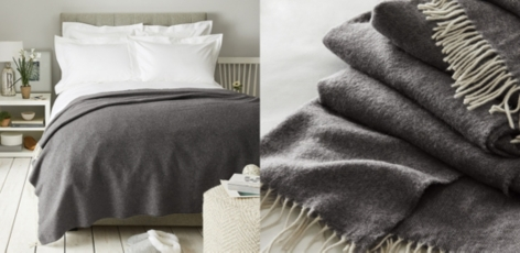 Ultimate Cashmere Throw