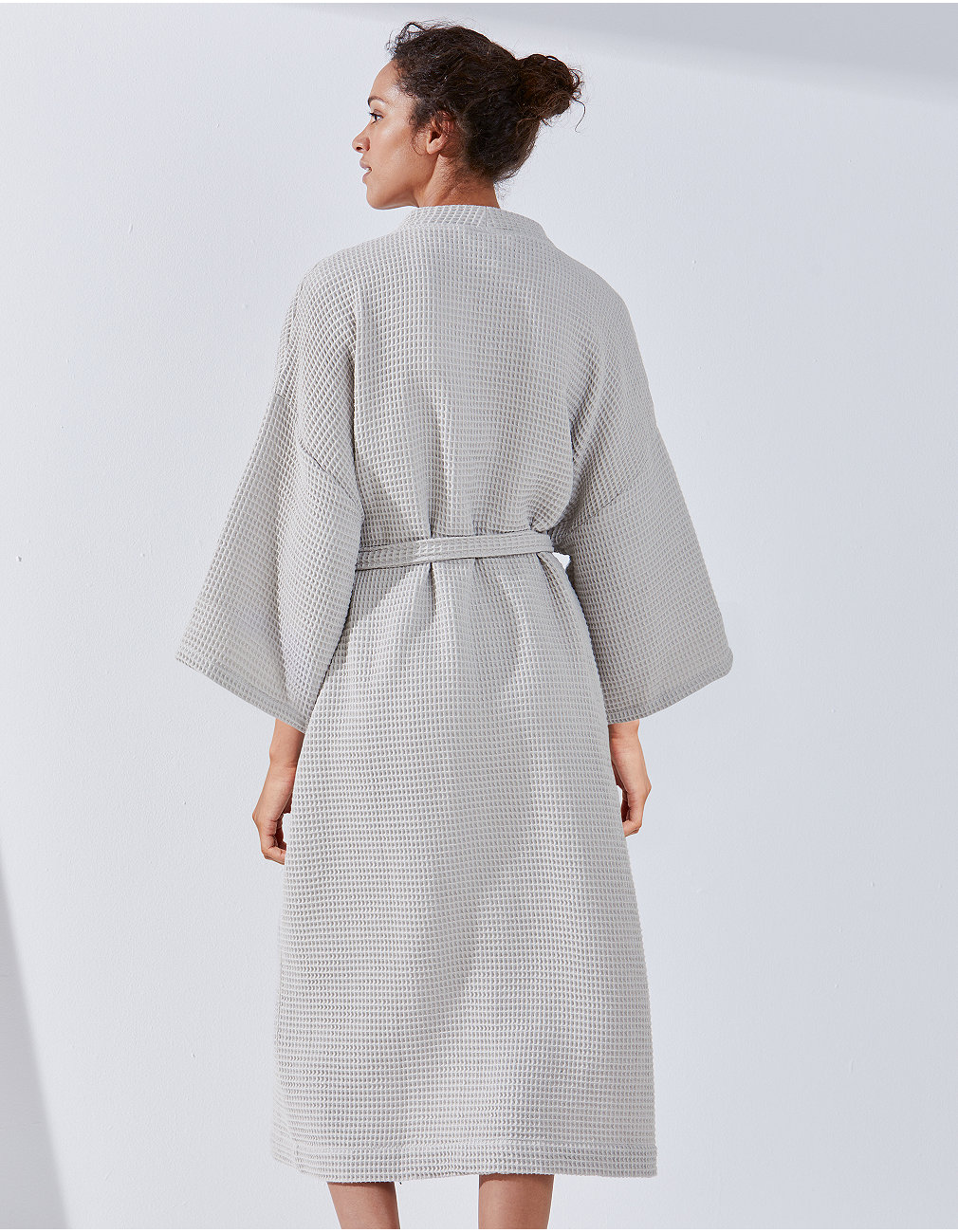 Lightweight Waffle Robe | Robes & Dressing Gowns | The White ...