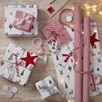 The Little White Company Character Gift Wrap - 16ft