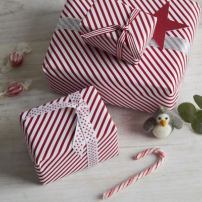 Candy Stripe Gift Wrap - 16ft