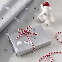 Polar Bear Wrapping Paper – 5m