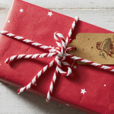 Star Wrapping Paper - 6m