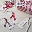 Snowman Gift Tags - Set of 10