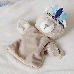 Little Warrior Hand Puppet