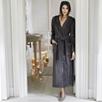Luxury Hooded Velour Robe