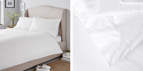 Madeleine Bed Linen Collection