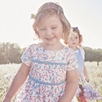 Maisie Floral Dress (1-5yrs)